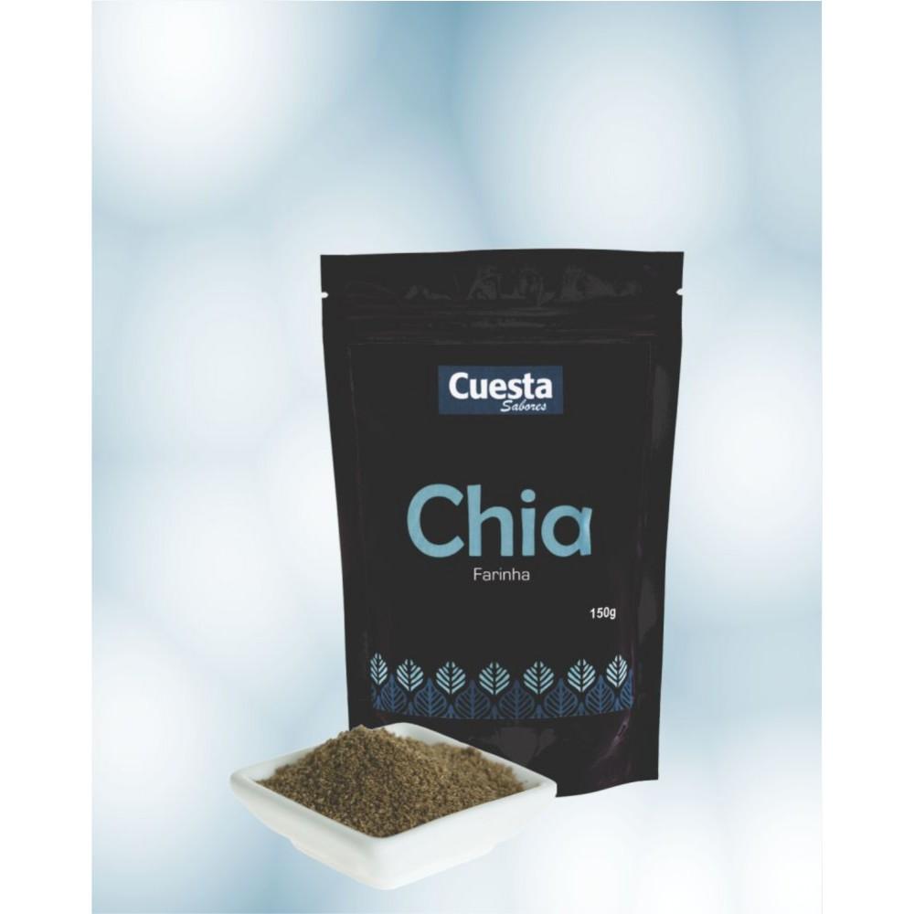 Chia Flour